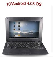 Wholesale Netbook GRAM the new inch WM8850 GHZ to Android GROM HD display wifi g Network card