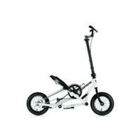 Wholesale Brizon Mini Foldable Bike Portable Mountain Bicycle for Women Men Aluminum with Steel Front Fork Adult Folding Bikes G1