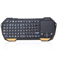 Wholesale Best Wireless Bluetooth Ergonomic Gaming Compact Small Slim Cheap Computer Keyboard and Mouse Long Range BT04
