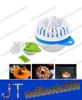 Wholesale Easy Kitchen Oven Microwave Chip Maker DIY Apple Potato Fruit Slicer Crisp Set MYY14079