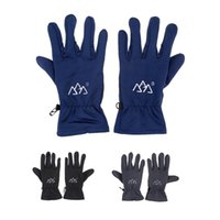 Wholesale Outdoor Sports Gloves Camping Hiking Warm Gloves Windproof Water resistant Climbing Gloves for Winter Colors