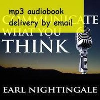 Wholesale Earl Nightingale Communicate What You Think