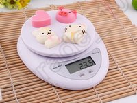 Wholesale 500pcs HHA507 g kg x g B05 Digital Electronic Kitchen Weighing Scale Diet Food Balance Hot Sell
