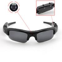 Cheap New FULL HD 1080P hidden camera glasses video recorder HOT dvr mini sunglass eyewear dv support TF card camcorder