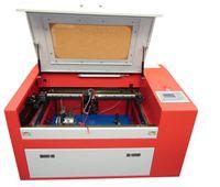 Wholesale kl w x300mm high grade co2 laser engraving cutting machine cutter engraver