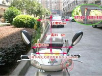 Wholesale motorcycle windshield wind screen fit for most light motorcycle scooter and e bikes WS