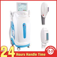 Wholesale Professional IPL SHR Hair Removal Permanent Skin Rejuvenation Pigment Acne Treatment Machine