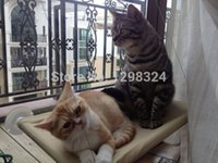 Wholesale Hot sale Sunm SEAT Window Mounted Cat Bed one set