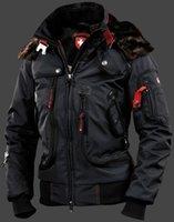 Wholesale New Brand fashion designer Wellensteyn Rescue Jacket Lady Winter women Parka down jacket coat Hooded cotton warm real fur waterproof