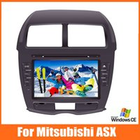 special car rearview camera - Car DVD for Mitsubishi asx with GPS bluetooth RDS Ipod USB TV Sat Nav Free map free rearview camera