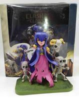 Wholesale COC Clash of Clans Witch PVC Figure Collectible Toy quot CM