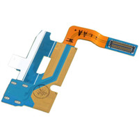 Wholesale New Hot Charging Micro USB Port Dock Mic Flex Cable For Samsung Galaxy Note N7100 VA031 W0