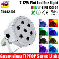 auto cool mixes - TIPTOP Stage Light Sample White Color Shell W RGBW Flat Led Par Light IN1 Color Mixing Power in out Silent Cooling Fan Channels
