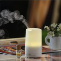 aromatherapy therapy - 2015 Hot Sale Simple Night Light LED USB Essential Oil Ultrasonic Air Humidifier Aroma Therapy Diffuser Reliable