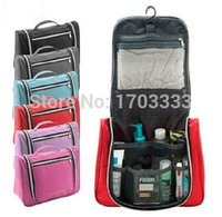 Wholesale Fashion Durable Multifunctional Travelling Bags Toilet Requisites Bag Cosmetic Bag