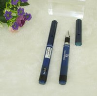 Cheap Wholesale-Original Dsign Unique Insulin Style Pen Classic and high quality Roller Pen 37 gram Metal Heavy Writing ink Pen for MedicineGift