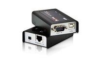Wholesale ATEN CORP CE100 CAT5 max m USB KVM MINI console extender