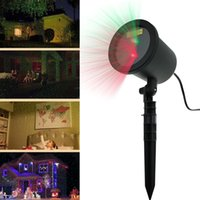 Wholesale Festival Lawn Lamp with IP65 Waterproof Laser Firefly Lights Projector for Christmas Home Decoration