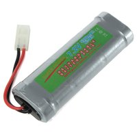 ni-mh battery pack 7.2v - High Quality V mAH Ni MH Rechargeable Battery Pack cm x cm x cm