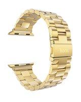 adjust stainless steel watch band - Original HOCO Gold Color Steel Stainless Watchband for Apple Watch Band mm TPU Case for Apple Watch case And Adjust Tool
