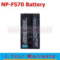 batery pack - Original NP F570 NPF570 NP F570 Digital Camera Battery NP F550 Batteries Batery Pack For HD1000C P P E Z1C C C