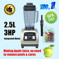 Wholesale New HP L Constant Speed Heavy Duty Commercial Blender Best Quality Guaranteed BPA Free Commercial Mixer