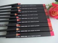 Wholesale new CRAYON A LEVRES lip pencil lippencil lip liner G mix colors