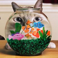 Wholesale Robofish Activated Battery Powered Robo Fish Toy Childen Kids Robotic Pet Gift