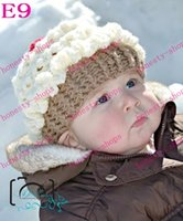 baby cupcake beanie - Brand New New Style Crochet Baby Hat Handmade Cupcake Hat crochet Baby Beanie Baby Photography prop cotton