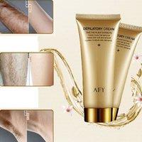 Wholesale 1pcs Depilatory Creams Powerful Painless Epilation Hair Removal Cream g Men Women Armpit Legs Private Parts Popular AFY