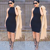 Cheap 2015 cheap fashion Women Summer Bandage Bodycon Lace Evening Sexy Party Cocktail Mini solid Pencil Dress