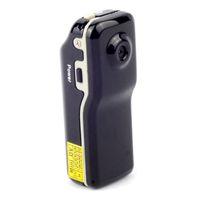 Wholesale Unique Clip Design MD80 Mini DV Camcorder Flexble Installation Digital Video Camera Black Hidden Spy Cameras For Sale A0064