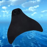 Wholesale Brandnew Black Monofin Swimmable Fins for Unisex Swimming Mermaid Flippers Sizes High Quality FAST Shipment