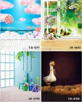 Wholesale amera Photo Backgrounds cm cm ft dream Children s photography background vinyl backdrops for photography newborn photogra