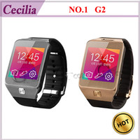 plastic strap - Bluetooth Smart Watch NO G2 MT2502A quot Gorilla Sapphire Glass Touch Screen MB MB2 MP Camera BT for iOS Android Plastic Strap