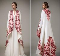 hot robe - 2016 Hot Style Stain Evening Dresses New Arrival Arab Muslim Dress Ethnic Arab Robes With Long Sleeves Malaysia Middle East Only coat