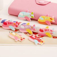 airplane hair - Diy mm Resin Accessories Cartoon Airplane Resin Cabochon Crafts High Quality Girls Hair Jewelry Material