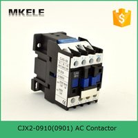 Wholesale CJX2 ac contactor A P NC electrical contactor telemechanic contactor V direct sale with CE certificate