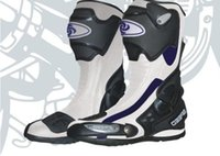Wholesale 2014 Limited New Motorcycle Shoes Boots Pro biker Speed Bikers Racing Motocross Motorbike Size