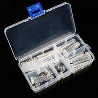 Wholesale Functional Glass Nose Repair Tool Screw Nut Nose Pad Optical Repair Tool Assorted Kit For Eyeglass Sun Glasses