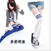 sexy stocking - fashion - warmers - socks - winter - Winter New Hot Fashion Over The Knee Socks Thigh High Stockings Women Sexy Cotton Warm Stocking COLOR