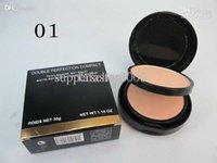 compact powder makeup - New Brand Makeup Face Powder g DOUBLE PERFECTION COMPACT TEINT POUDRE MAT ECLAT MATTE REFLECTING POWDER