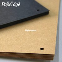 Wholesale 1510 free ship inch DIY PHOTO ALBUM Scrapbook Paper record your life include sheet inner card