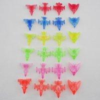 airplane toys for boys - 1000pcs Candy Color MINI Plastic Airplane Toys Bulk Army Battleplane AirCraft Action Charm Plane Figures Toy Gift for Boys