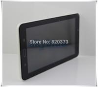 Bon Marché Android tablet with sim card slot-Gros-2015 nouvelle pouces k28 tablette Phone 7 MTK6572 Android 4.4.2 Dual core tablette 3g Bluetooth Wifi FM 3g carte SIM fente appel téléphonique comprimés