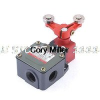 actuator arm - 18mm Thread Dia Dual Rotary Roller Lever Arm Actuator Limit Switch JXK3 H HI order lt no track