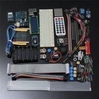 best servo motor - High Quality Best Price Ultimate Starter Kit for Arduino LCD Servo Motor LED Relay RTC