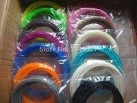 Wholesale ABS color filament KG pack for d Printer Pen D printer mm d print supply