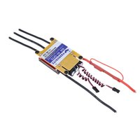 airplane software - Favourite Eagle A HV OPTO S LiPo Battery High Voltage Airplane Brushless ESC with BLHELI Software for Multicopter