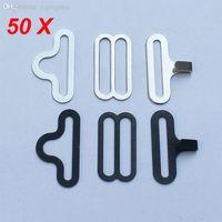 adjustable strap fasteners - Bow Tie Hardware Sets Necktie Hook Bow Tie or Cravat Clips Fasteners to Make Adjustable Straps on Bow Ties Neckties